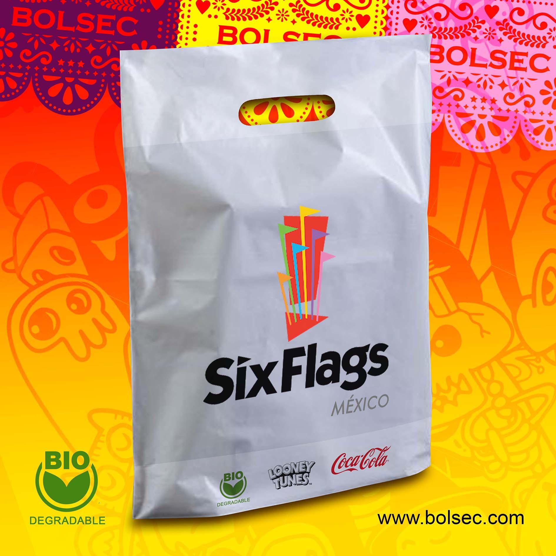 49e1ae185 Bolsas de Plástico Tipo Boutique Con Tu Logo Impreso, Desde 100 ...